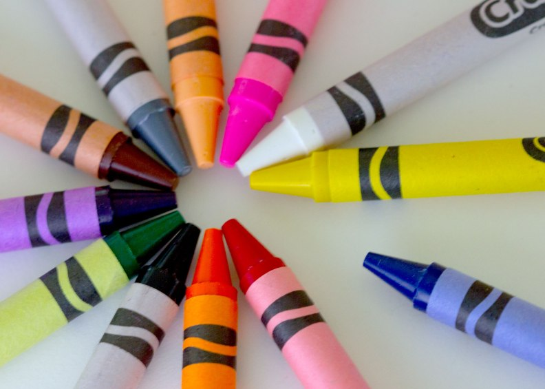 Crayola Colors