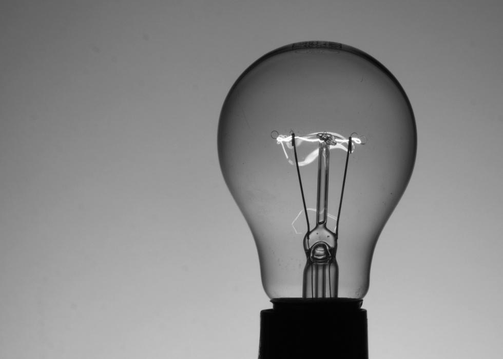 Bright idea in Photography