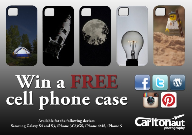 Picture Free Cell Phone Giveaway