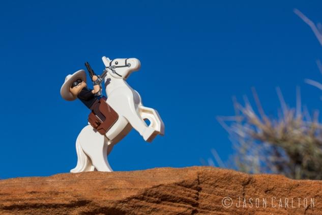 photo Lone Ranger Silver horse Hi Yo