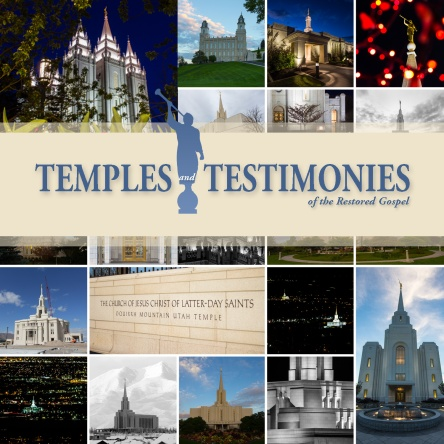 Temples and Testimonies Cover Image