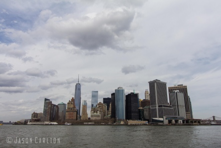 Downtown Manhattan Cityscape photo