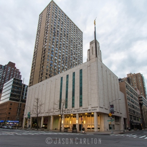 LDS Temple Manhattan New York City